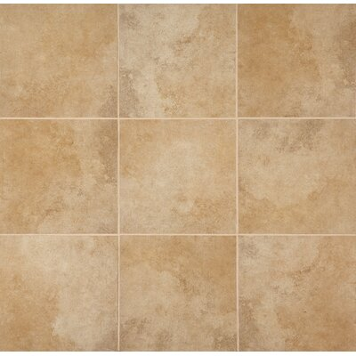 "Marazzi Stone Age 6"" x 6"" Glazed Ceramic Field Tile in Sequoyah"