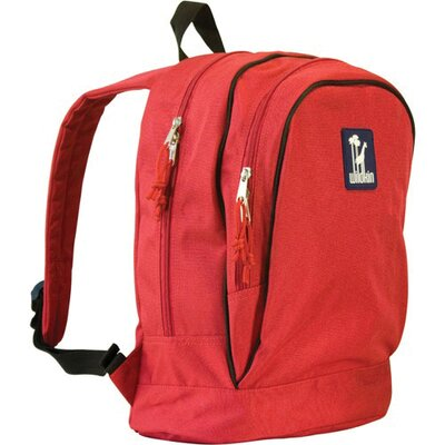 Wildkin Solid Colors Straight-Up Sidekick Backpack