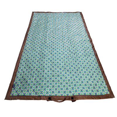 Wildkin Ashley Kaleidoscope Maize Picnic Blanket