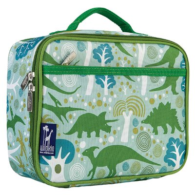 Wildkin Ashley Dinomite Dinosaurs Lunch Box