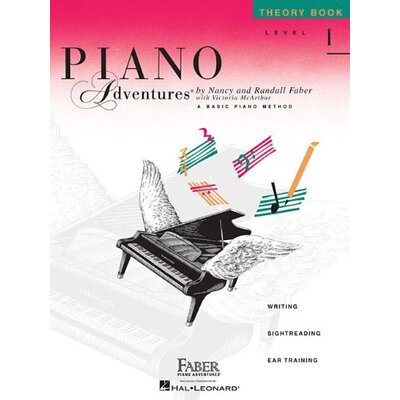 Faber & Faber Piano Adventures - Theory Book Level 1