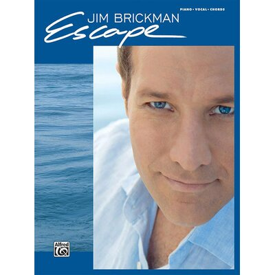 Alfred Publishing Company Jim Brickman: Escape