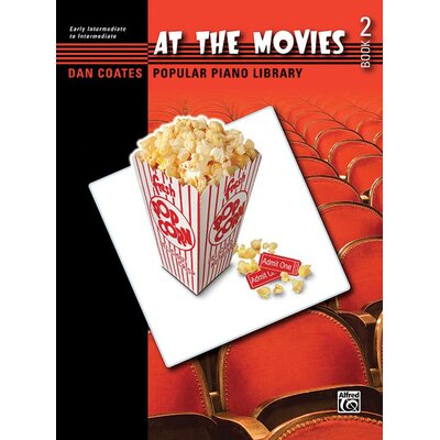 Alfred Publishing Company At the Movies, Book 2