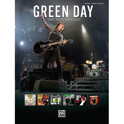 Alfred Publishing Company Green Day: Sheet Music Anthology