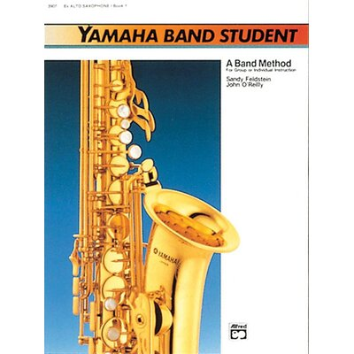 Alfred Publishing Company Yamaha Band Student: Book 1