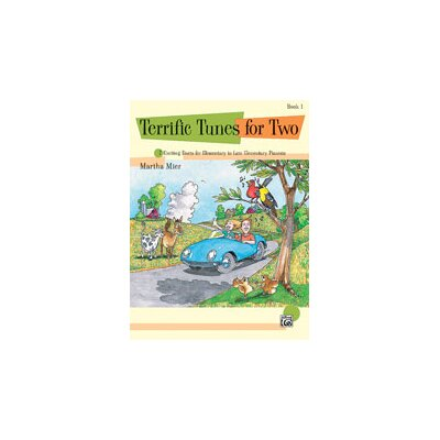 Alfred Publishing Company Terrific Tunes for Two, Book 1