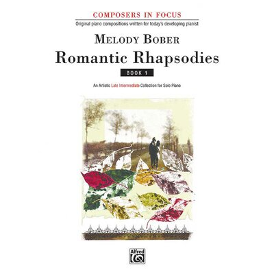 Alfred Publishing Company Romantic Rhapsodies, Book 1