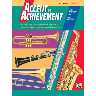 Alfred Publishing Company Accent on Achievement: Book 3