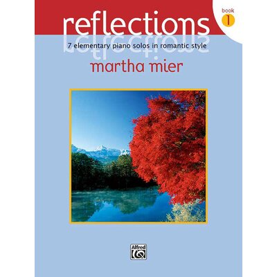 Alfred Publishing Company Reflections, Book 1