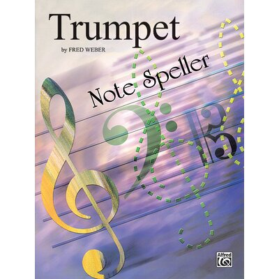 Alfred Publishing Company Note Spellers Music Book