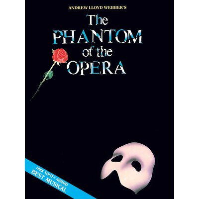 "Hal Leonard Corporation Andrew Lloyd Webber""s Phantom of the Opera - Vocal Selections"