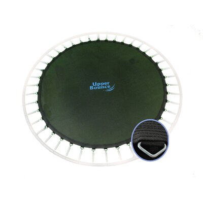 "Upper Bounce Jumping Surface for 14' Trampolines with 72 V-Rings for 5.5"" Springs"
