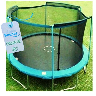 Upper Bounce 14' Round Trampoline Net 2 Poles or 4 Arches