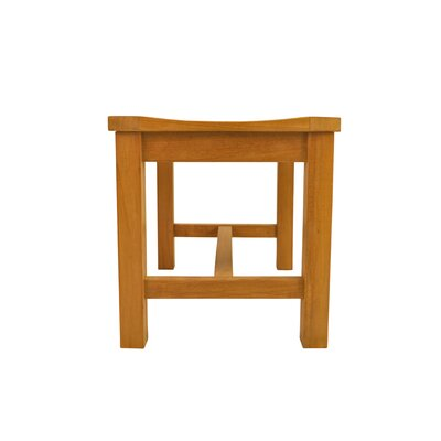 "Anderson Teak Casablanca 24"" Backless Chair"