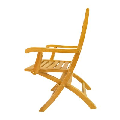 Anderson Collections Andrew Folding Armchair (Set of 2)