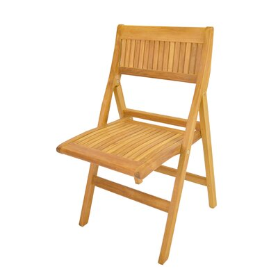 Anderson Teak Windsor Folding Chair (Set of 2)