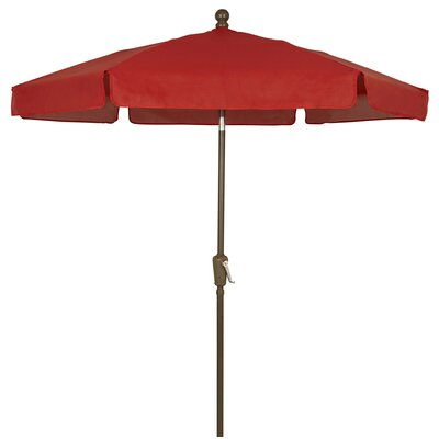 7.5' Home Garden Tilt Umbrella