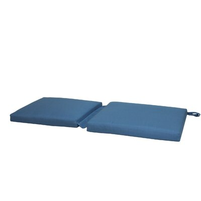 Fiberbuilt Hinged Bench Cushion