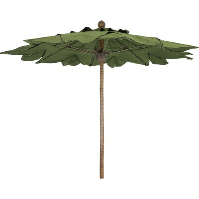 Fiberbuilt 9' Prestige Palm Umbrella
