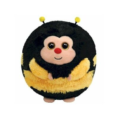 TY Beanie Babies Zips Bee