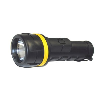 Morris Products 2AA Rubberized Flashlight
