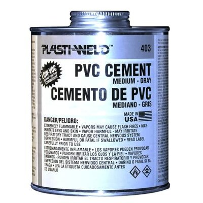 Morris Products 0.25 Pint Medium Bodied 403 Gray Cement