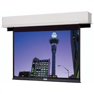 Da-Lite High Power Senior Electrol - AV Format 9' x 9' diagonal