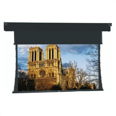 "Da-Lite Da-Mat Tensioned Horizon Electrol - Video Format 87"" x 116"" diagonal"
