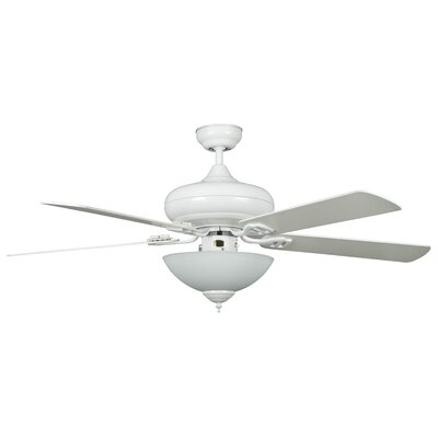 "Concord Fans 52"" Valore Quick Connect 5 Blade Ceiling Fan"