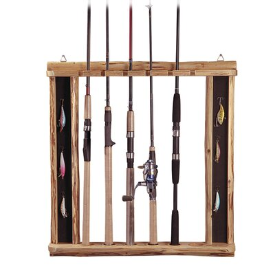 Rush Creek Vertical / Horizontal Fishing Lure Hanger