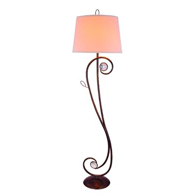 Gen-Lite Arabesque Floor Lamp