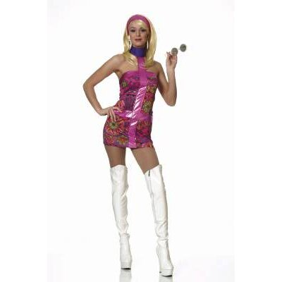 Go Go Chick Ladies Costume