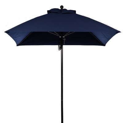Frankford Umbrellas 6.5' Square Fiberglass Market Umbrella
