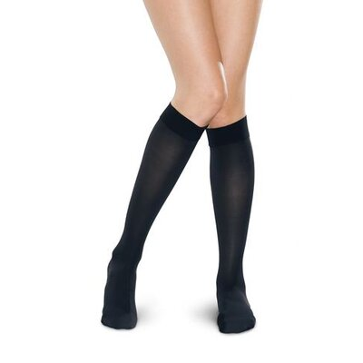 Moderate Support Knee High Stockings