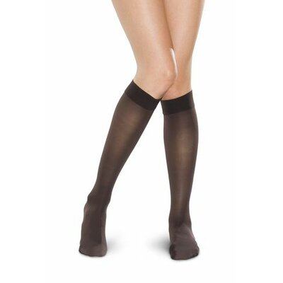 Support Women's Knee High Stockings