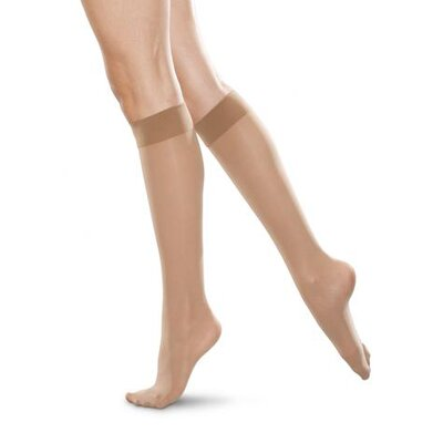 Women's Mild Support Sheer Knee High Stockings