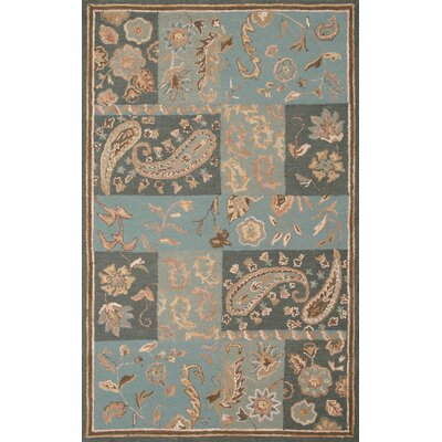 Rizzy Home Country Blue Rug