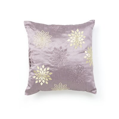 "Rizzy Home T-3605 18"" Decorative Pillow in Lavender"