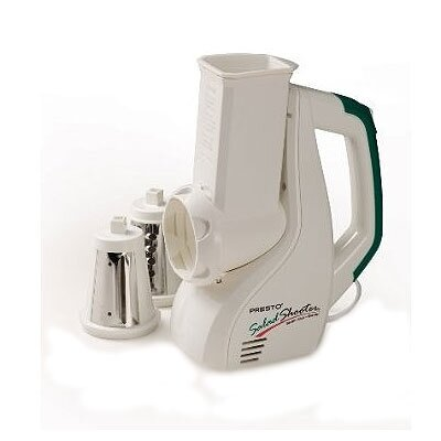 Presto SaladShooter Electric Slicer/Shredder