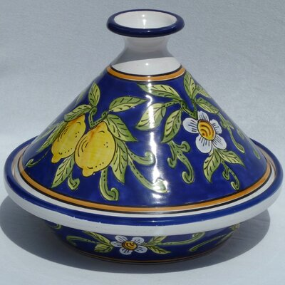 Citronique Design Serving Tagine