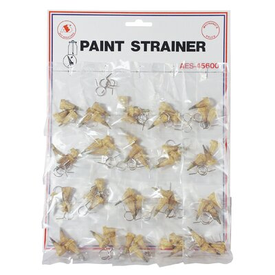 A&E Strainer Display (Cd Of 20Pks)