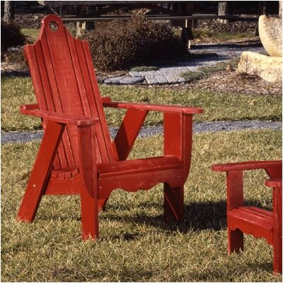 Uwharrie Chair Bridgehampton Adirondack Chair