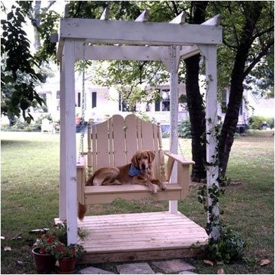 Uwharrie Chair Nantucket Porch Swing
