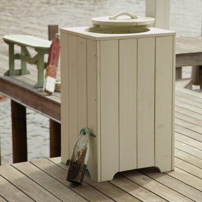 Uwharrie Chair Companion Trash Can