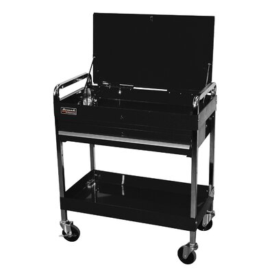 Homak 32 Pro 1 Drwr Serv Cart