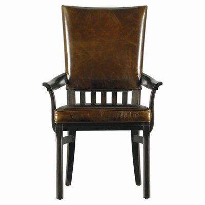 Stanley Furniture Modern Craftsman Morris School Arm Chair