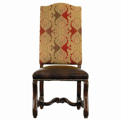 Stanley Furniture Costa Del Sol Perdonato Fabric Side Chair