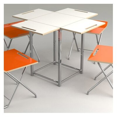 Offi Paket Kids Folding Table and Chair Set