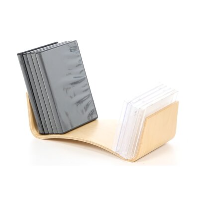 Offi Mini Bent Multimedia Tabletop Storage