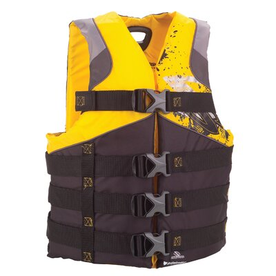 Stearns PFD Men's Infinity Series Antimicrobial Life Jacket